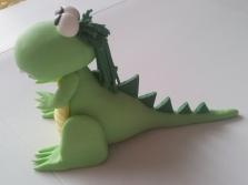 T-Rex zijkant