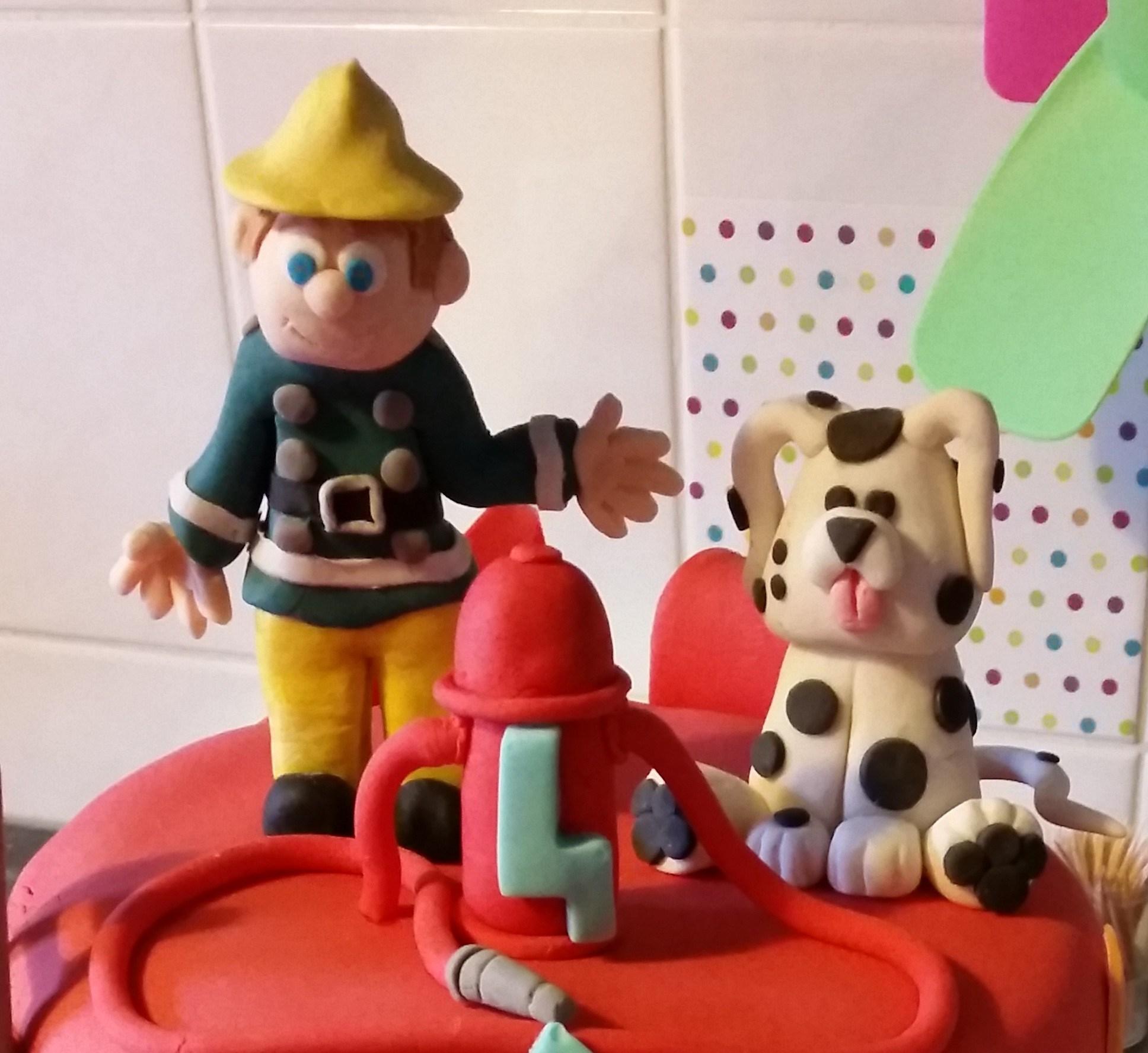 Brandweerman Sam en Radar de hond