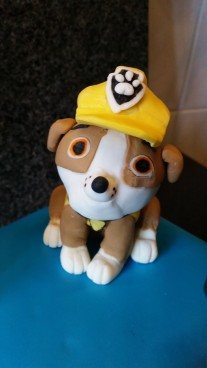 Rubble van Paw Patrol