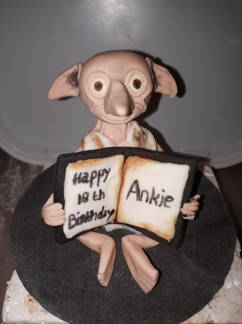 Dobby van Harry Potter