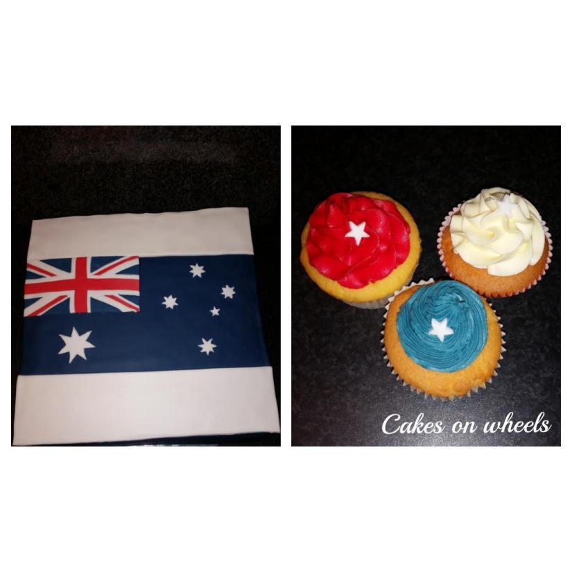 Emigreerde naar Australie