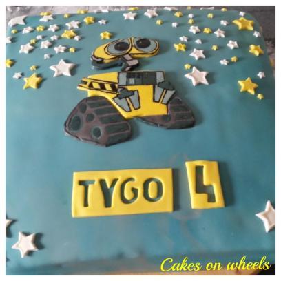 Tygo 4 jaar