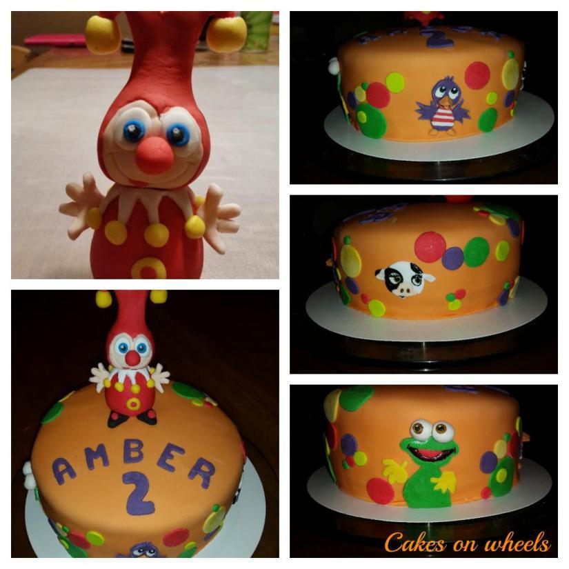 Amber 2 jaar