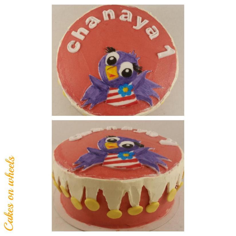 Meptaartje voor Chanaya