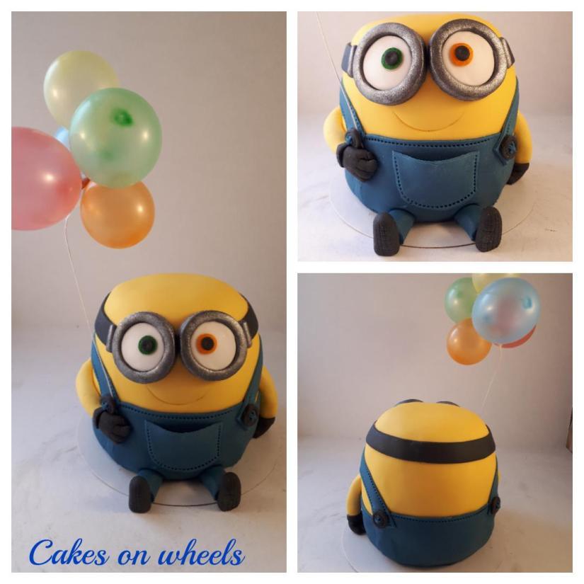 Verjaardagstaart voor Opoe
