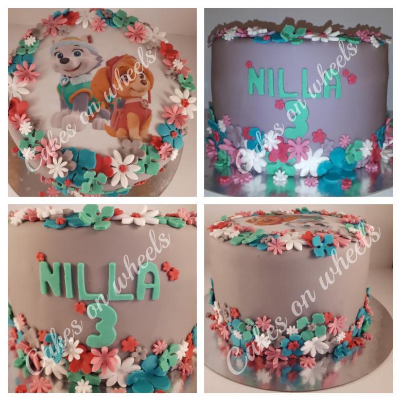 Nilla 3 jaar