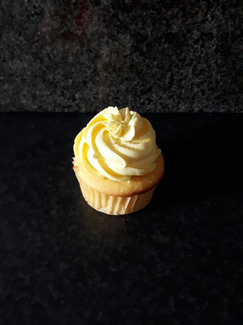Sour Lemon cupcakes