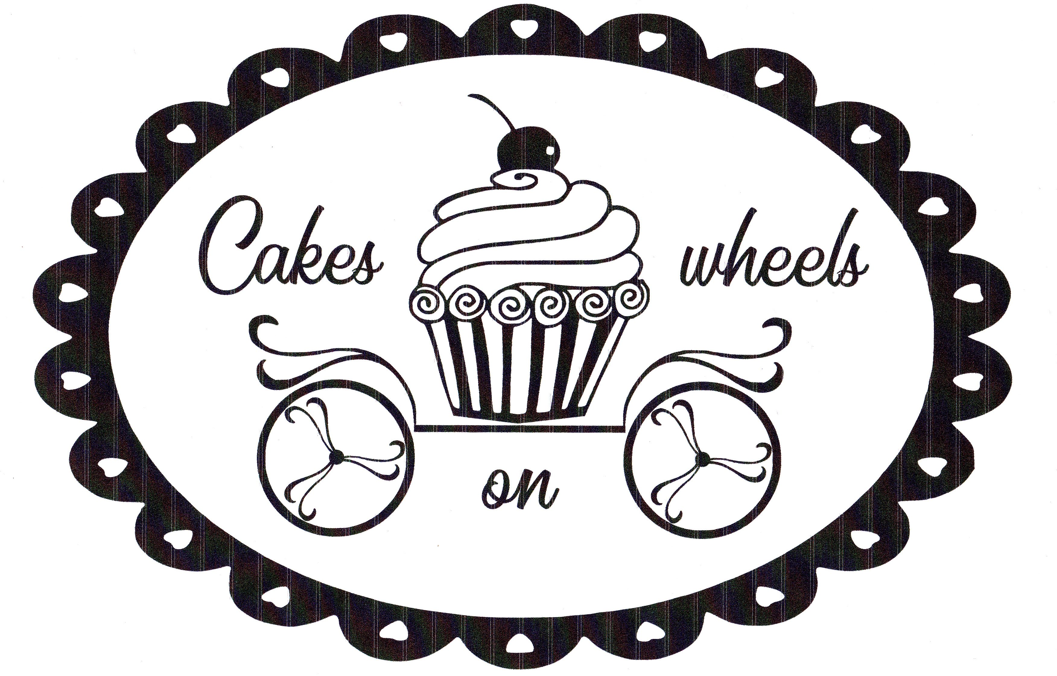 Cakes on wheels