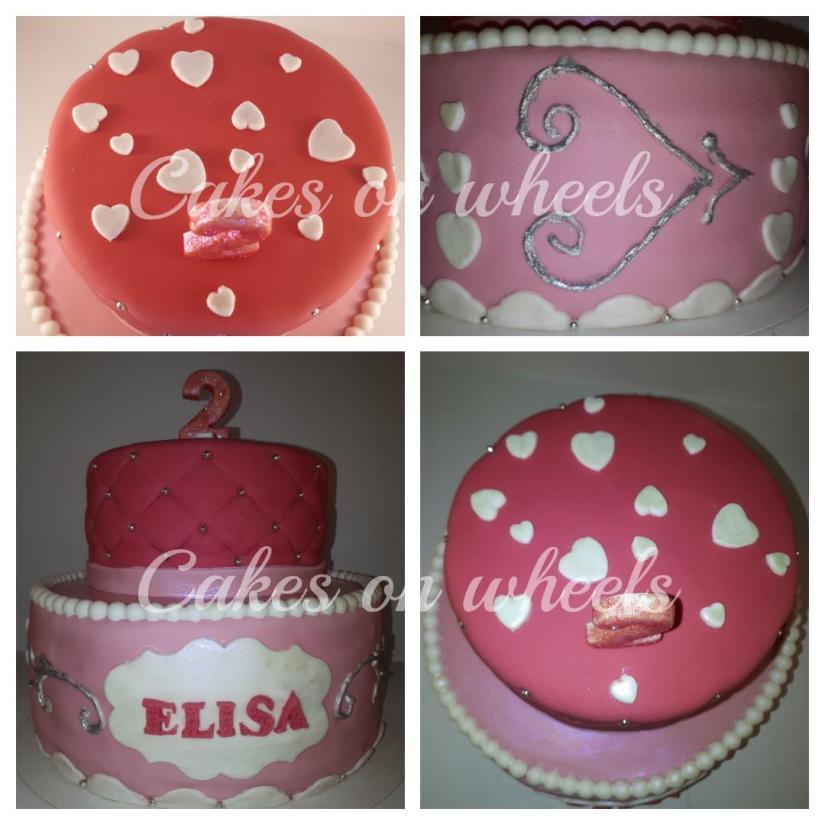 Elisa 2 jaar