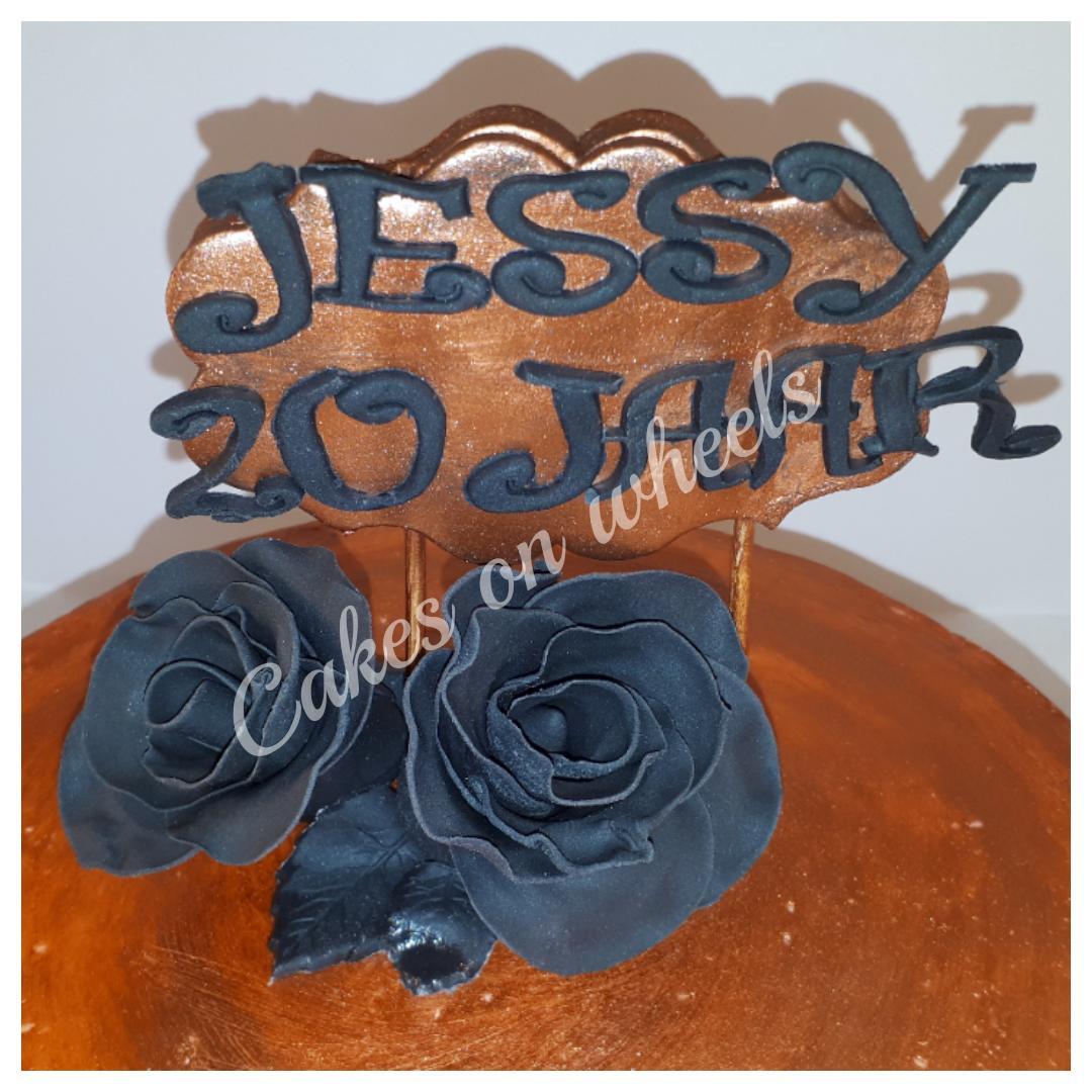 Jesse 20 jaar
