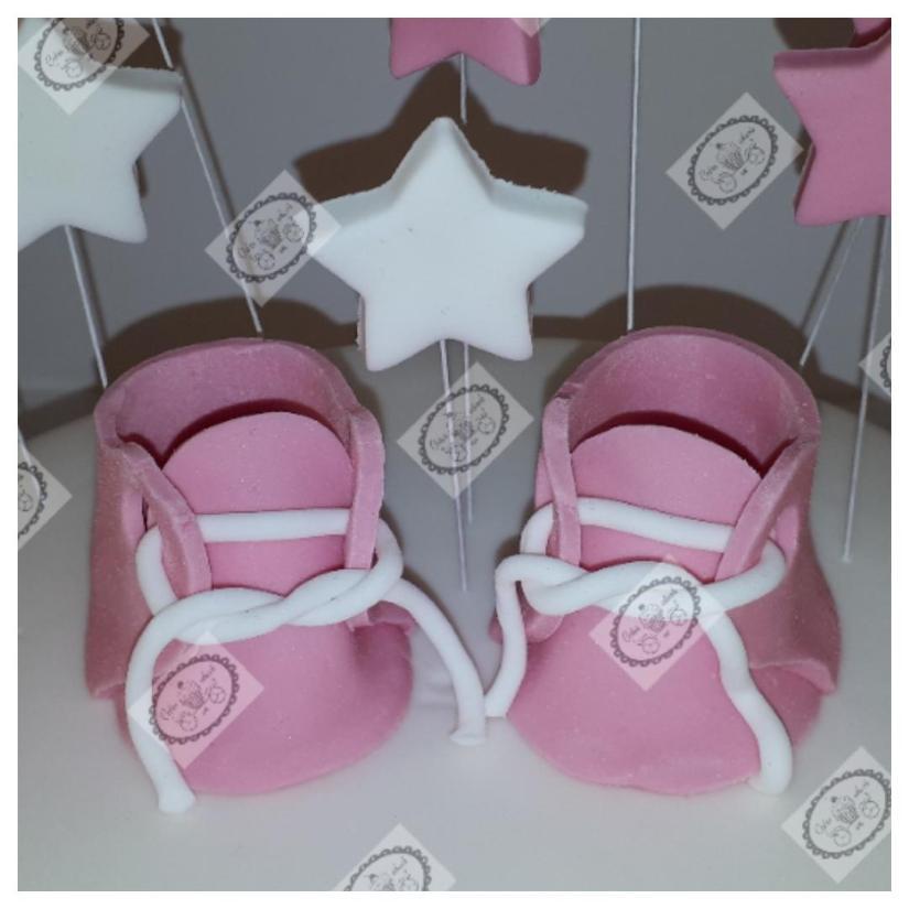 Schoentjes caketopper