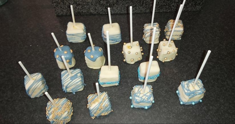 Verschillende cakepops